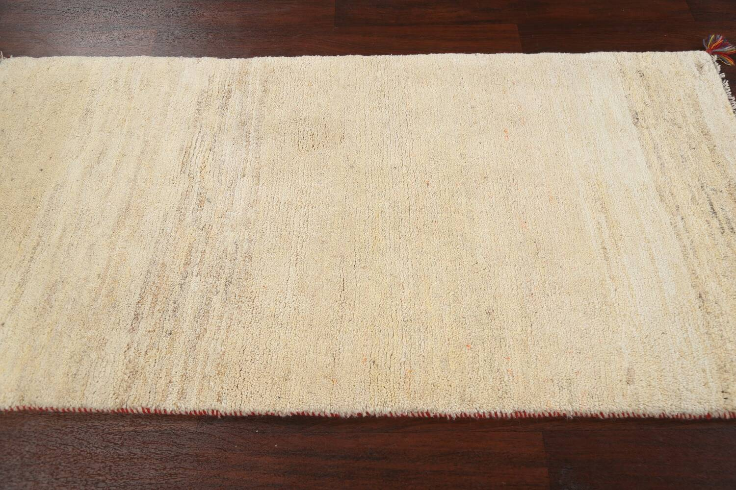 Abstract Gabbeh Persian Area Rug 3x6 image 12
