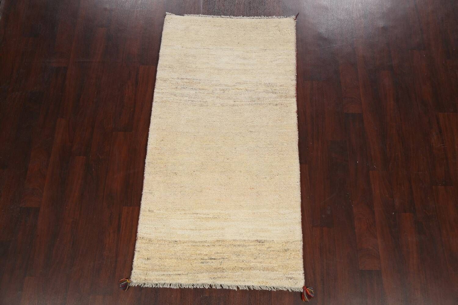 Abstract Gabbeh Persian Area Rug 3x6 image 13