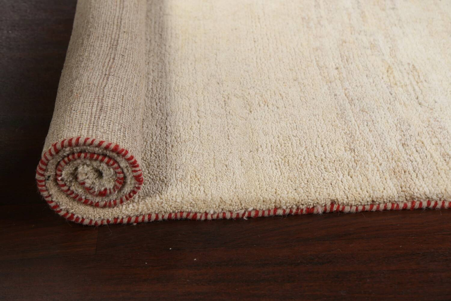 Abstract Gabbeh Persian Area Rug 3x6 image 14
