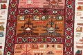 Tribal Sumak Persian Area Rug 2x3 image 9