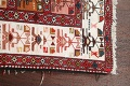 Tribal Sumak Persian Area Rug 2x3 image 11