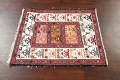 Tribal Sumak Persian Area Rug 2x3 image 12