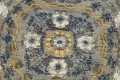 Vegetable Dye Animal Pictorial Abstract Oriental Area Rug 8x11 image 12