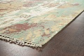 Vegetable Dye Contemporary Abstract Oriental Area Rug 6x9 image 6