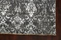 Vegetable Dye Distressed Abstract Oriental Area Rug 6x9 image 5