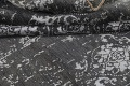 Vegetable Dye Distressed Abstract Oriental Area Rug 6x9 image 16