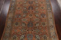 Pre-1900 Antique Vegetable Dye Sultanabad Persian Area Rug 9x12 image 3