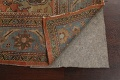 Pre-1900 Antique Vegetable Dye Sultanabad Persian Area Rug 9x12 image 7