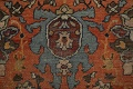 Pre-1900 Antique Vegetable Dye Sultanabad Persian Area Rug 9x12 image 10