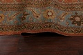 Pre-1900 Antique Vegetable Dye Sultanabad Persian Area Rug 9x12 image 17