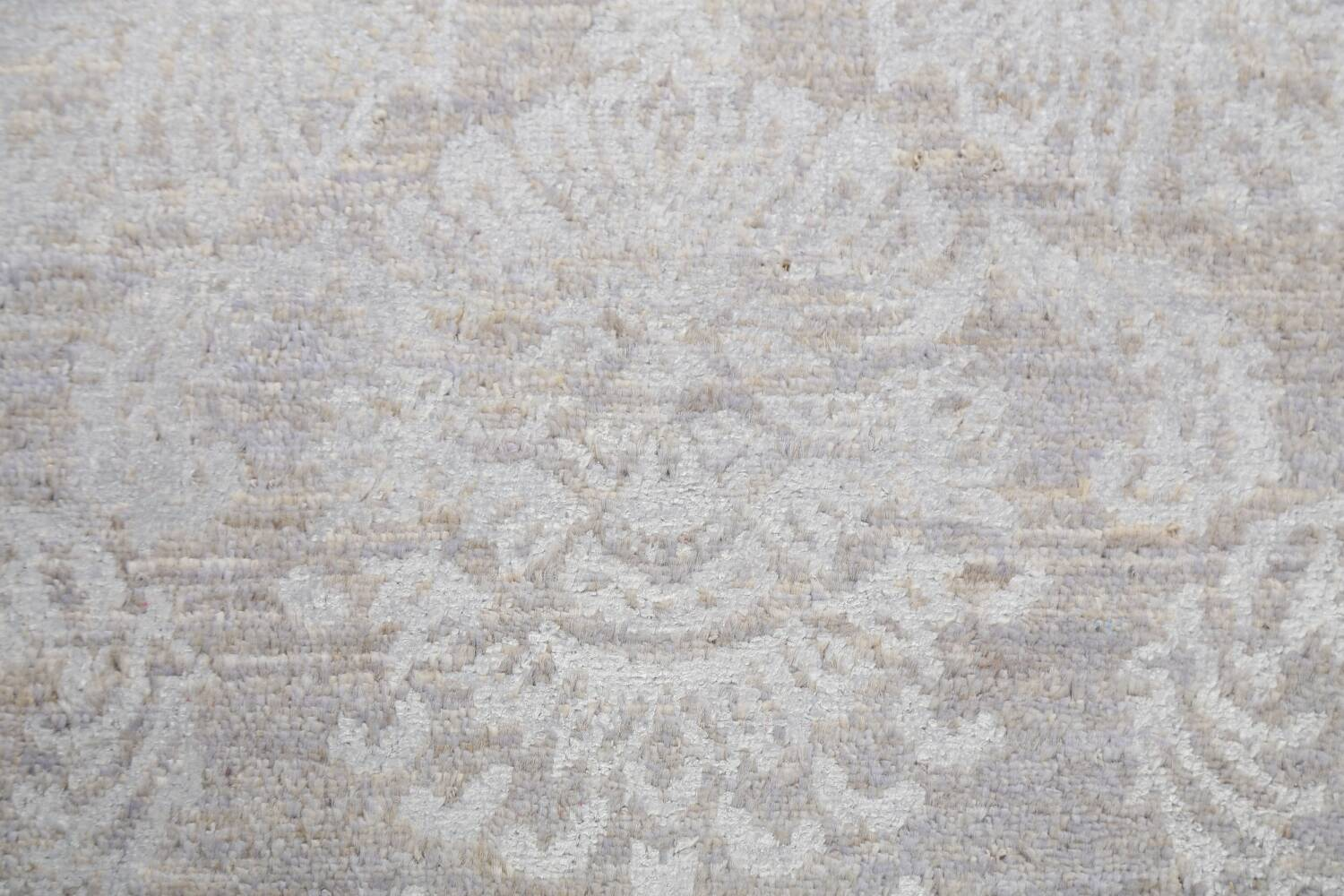 Vegetable Dye All-Over Abstract Oriental Area Rug 4x6 image 9