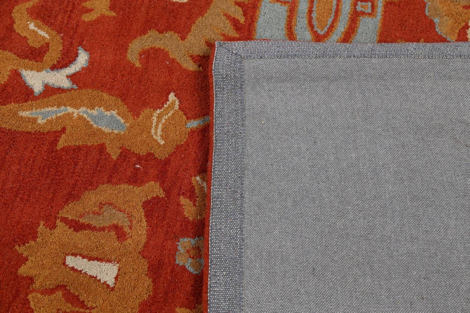 Floral Area Rug 8x11 image 8