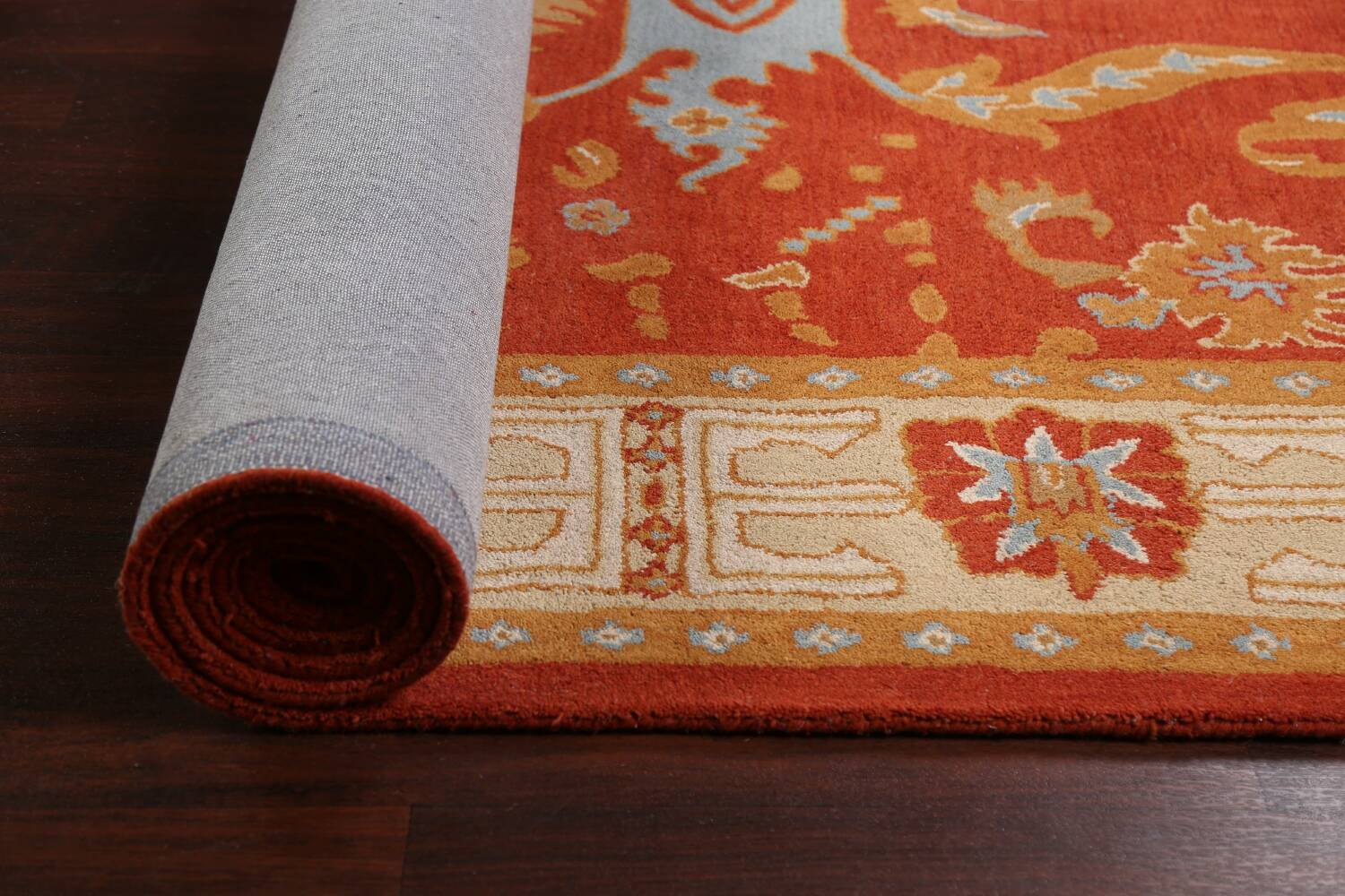 Floral Area Rug 8x11 image 13