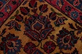 Pre-1900 Antique Vegetable Dye Sarouk Persian Area Rug 11x15 image 10