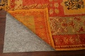 Antique Tribal Moroccan Oriental Runner Rug 6x14 image 7