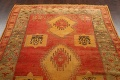 Antique Tribal Moroccan Oriental Runner Rug 6x14 image 13