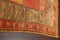 Antique Tribal Moroccan Oriental Runner Rug 6x14 image 14