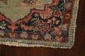 Vegetable Dye Pictorial Tabriz Persian Area Rug 2x2 Square image 5