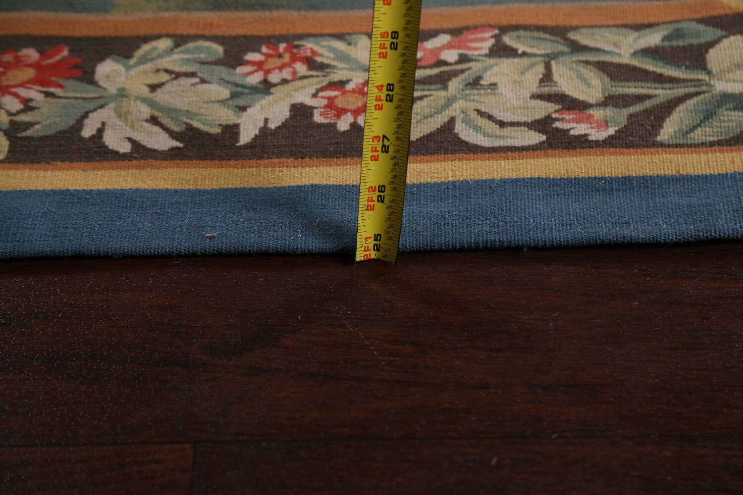 All-Over Pictorial Tapestries Oriental Area Rug 6x8 image 18