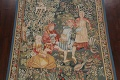 All-Over Pictorial Tapestries Oriental Area Rug 6x8 image 3