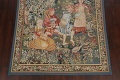 All-Over Pictorial Tapestries Oriental Area Rug 6x8 image 8