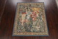 All-Over Pictorial Tapestries Oriental Area Rug 6x8 image 14