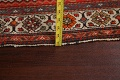 Antique Vegetable Dye Malayer Persian Runner Rug 3x11 image 17