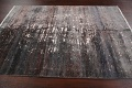 Artistic Contemporary Abstract Oriental Area Rug 5x7 image 12