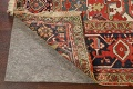 Pre-1900 Antique Vegetable Dye Heriz Serapi Persian Area Rug 10x13 image 7