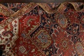 Pre-1900 Antique Vegetable Dye Heriz Serapi Persian Area Rug 10x13 image 21