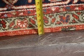 Pre-1900 Antique Vegetable Dye Heriz Serapi Persian Area Rug 10x13 image 23