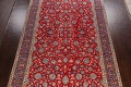 All-Over Floral Najafabad Persian Area Rug 8x13 image 3