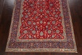 All-Over Floral Najafabad Persian Area Rug 8x13 image 8