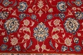 All-Over Floral Najafabad Persian Area Rug 8x13 image 10