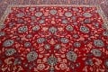 All-Over Floral Najafabad Persian Area Rug 8x13 image 12