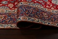 All-Over Floral Najafabad Persian Area Rug 8x13 image 13