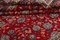 All-Over Floral Najafabad Persian Area Rug 8x13 image 17