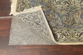 Traditional Floral Kashan Persian Area Rug 13x20 image 7
