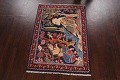 Pictorial Kashmar Persian Area Rug 3x5 image 2