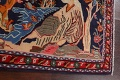 Pictorial Kashmar Persian Area Rug 3x5 image 13