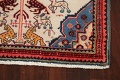 Animal Pictorial Vegetable Dye Senneh Persian Area Rug 3x5 image 5