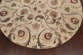 Floral Round Rug 12x12 image 5