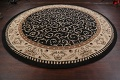 Floral Round Rug 10x10 image 9
