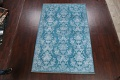 All-Over Floral Art & Craft Oriental Area Rug 6x9 image 15