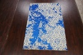 All-Over Distressed Art & Craft Oriental Area Rug 6x9 image 2
