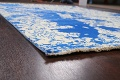 All-Over Distressed Art & Craft Oriental Area Rug 6x9 image 6