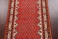 Red Boteh Botemir Persian Area Rug 3x5 image 3