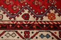 Red Boteh Botemir Persian Area Rug 3x5 image 10