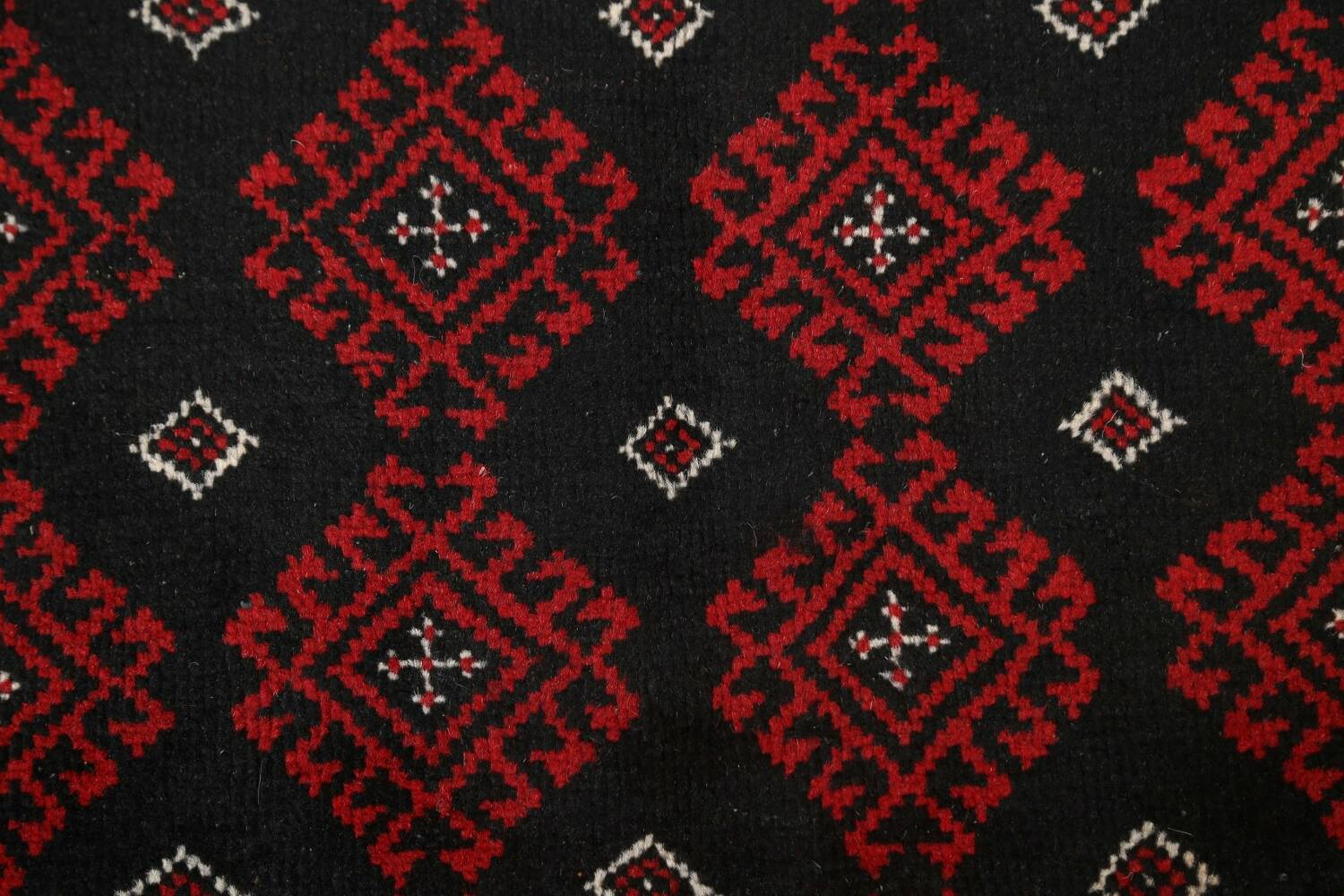 All-Over Geometric Balouch Oriental Area Rug 3x6 image 9