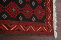 All-Over Geometric Balouch Oriental Area Rug 3x6 image 11